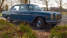 https://flic.kr/p/SGcQ3c | Mercedes-Benz W114 | Weitere Bilder sind auf www.oldtimertrecker.de