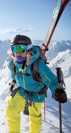Women's Neoteric Insulated Jacket | Insulated cousin to our super-breathable ski shell, our jacket is the next evolution in maintaining total microclimate comfort when burning vertical.