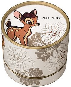 This #Bambi-themed blush would look precious sitting on your vanity. #disney