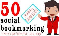 manually create 20 DoFollow PR9 backlinks