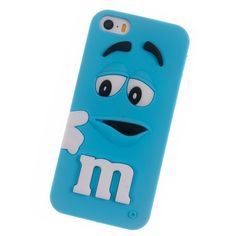 Phone Cases for iPhone 5S Case i5 Cover Mr M's Cuter Soft Silicone Cover mobile phone bags & cases Brand New