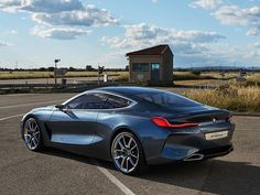 Say Hello To The Stunning BMW 8 Series Concept