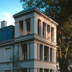 Patzschke & Partner Architekten » Griebnitzsee Villa 4