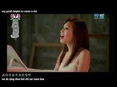 Cindy Yen 袁咏琳 feat. Jay Chou 周杰伦 - hua sha 画沙 Sand Painting English + Pinyin Subs