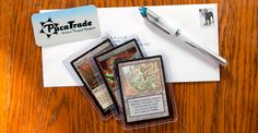 PucaTrade - Trade MtG Cards for Free by Mail