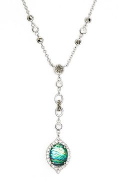 Judith Jack Marcasite Crystal Reversible