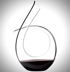 Riedel Sommeliers Black Tie Wine Decanter. Another classic beauty by Riedel, this mouth blown decanter resembles a musical instrument, compl...