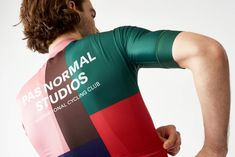 Jerseys - Pas Normal Studios - Mechanism LTD Jersey - Block Pink