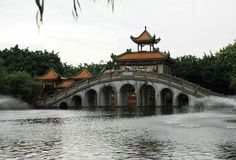 Superb Chinese architectural art