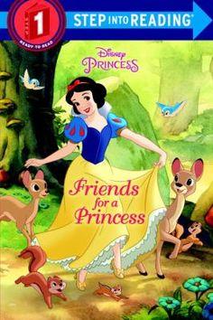 Cover image for Friends for a Princess (Disney Princess)