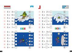 Mini Loco boekje: Rekenen met Lumie 1 (getallen tot 10) Noordhoff - mini loco - educatief op Spelmagazijn
