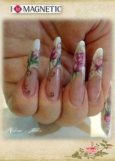 #Nails with Master Paint by Noemi Ibba