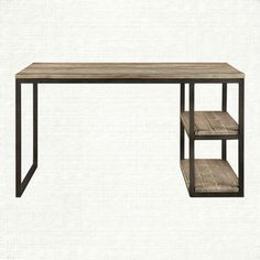View the Palmer Desk Return from Arhaus. Indonesian artisans handcraft our Palmer Desk Collection from rustic Mango, a wood that is indigenous to th