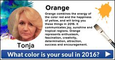 What color is your soul in 2016?