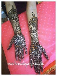 Henna by afshan