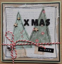 Scrapcards and Stuff: Kerst
