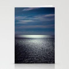 Sea Stationery Cards by lilla värsting - $12.00