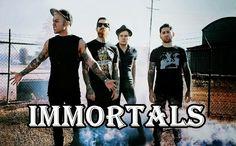 Immortals Lyrics - Fall Out Boy