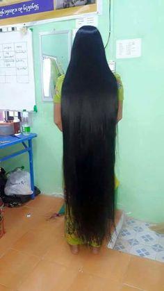 Indian Hairstyles, Down Hairstyles, Braided Hairstyles, Long Hair Models, Long Black Hair, Super Long Hair, Beautiful Long Hair, Shoulder Length Hair, Dream Hair