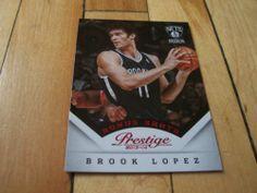 JaVale McGee Danilo Gallinari Brook Lopez 2013 14 Prestige #NBA Parallel Card Lot | eBay #BrookLopez #DaniloGallinari #JavaleMcGee #Panini