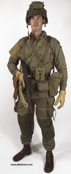 ''Normandy'' Paratrooper Package
