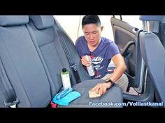 AUTO INNENRAUM AUFBEREITUNG - EXTREMBEISPIEL VW GOLF V / Innenraum reinigen und aufbereiten - YouTube