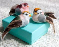 Popular items for craft birds on Etsy