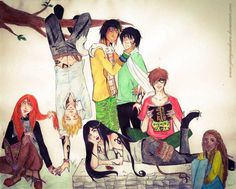 I'm casually enjoying this awesome art before I realize that Jordan isn't there and it hits me right in the feels