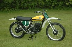 1972 Suzuki RH72