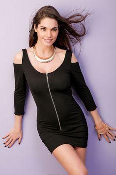 Robe noire - INFINIE PASSION