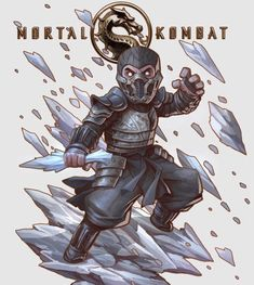 Mortal Kombat Z, Sub Zero Mortal Kombat, Kid Character, Character Concept, Character Design, Claude Van Damme, Noob Saibot, Splatoon Comics, Manga Anime One Piece