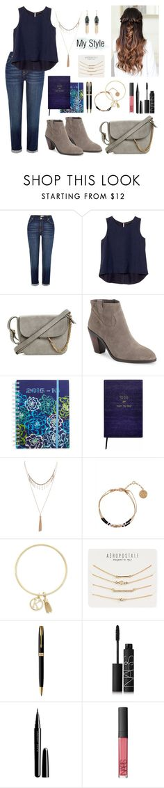 """""""My Style"""" by katymccord77 ❤ liked on Polyvore featuring River Island, Banana Republic, Ash, Vera Bradley, Sloane Stationery, Wet Seal, Jaeger, BCBGeneration, Aéropostale and Parker"""