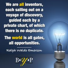 We are All Inventors - The Better YOU Project