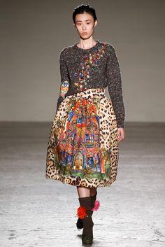 Stella Jean Fall 2015 Ready-to-Wear #MontorsiGiorgioModena
