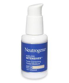 Neutrogena Tone Correcting Tinted Moisture SPF 30 from Ageless Intensives