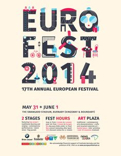 festival poster - חיפוש ב-Google