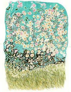 Taeko Minami: The Barnet Marble Botanical Drawings, Botanical Art, Weird Drawings, Art And Architecture, Art Inspo, Creative Art, New Art, Painting & Drawing, Illustrators