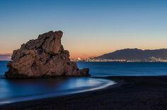 MUNDO SIN LIMITES-FOTOGRAFIANDO: Luces lejanas en la noche