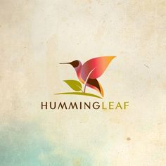 Humming Leaf | Logo Design Gallery Inspiration | LogoMix