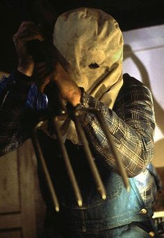Steve Dash in Friday the 13th Part 2 (1981)