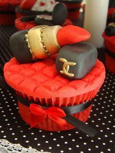 Cupcake Batom