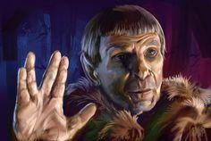 13 Nights 2011 Spock by Grimbro.deviantart.com