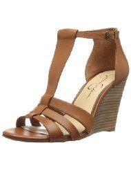 Jessica Simpson Women's Mccorde Wedge Sandal