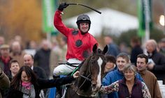 Horse Trainer Quotes: Jonjo O'Neill In The Spirit For Paddy Power Cup