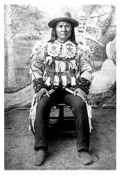 Although there are a number of photos of Chief Joseph posted in the thread Old Nez Perce photos, I think this remarkable leader deserves a thread of his own... Also by starting this one, I hope some