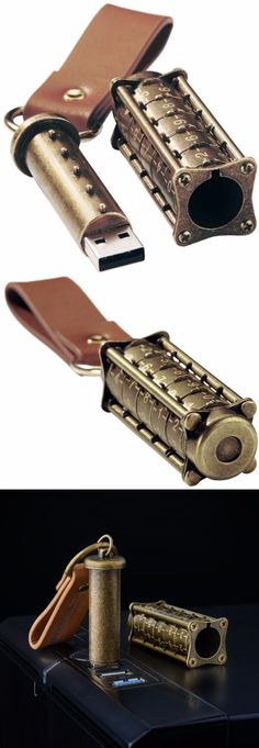 Cryptex USB Flash Drive @thistookmymoney