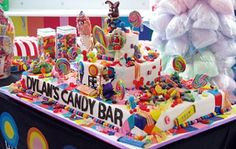Cake Boss : Candy Bar