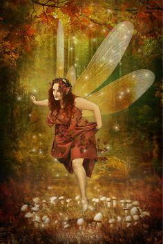 Autumn Fae_Lisa by *Georgina-Gibson on deviantART