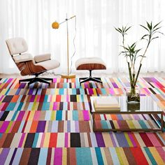 Our modern carpet tiles allow you to create custom, unique area rugs that are as durable as they are stylish. Design your perfect rug with FLOR. Orange Carpet, Pink Carpet, Carpet Colors, Green Carpet, Beige Carpet, Cheap Carpet, Room Rugs, Area Rugs, Flowers
