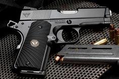 1911 Pistol, Colt 1911, Tactical Equipment, Tactical Gear, Weapons Guns, Guns And Ammo, Chase Elliot, Wilson Combat, Custom Guns